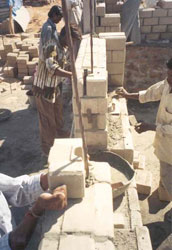 Earthquake construction, Gujarat