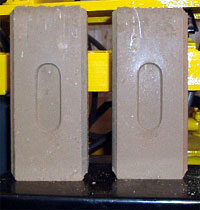 Twin Hydraform Bricks
